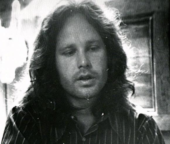 Jim Morrison Like A Dog Without A Bone