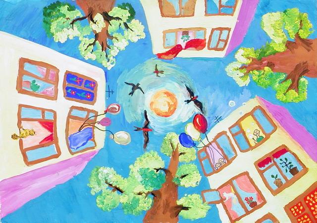 Конкурс на детские рисунки