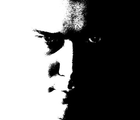черное и белое картинки