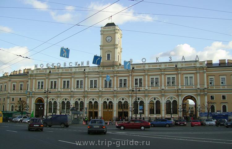 1912 году был объявлен конкурс на проект нового здания Николаевского (Московского) вокзала.