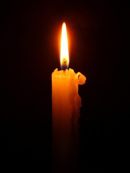 свечи картинки скорбим