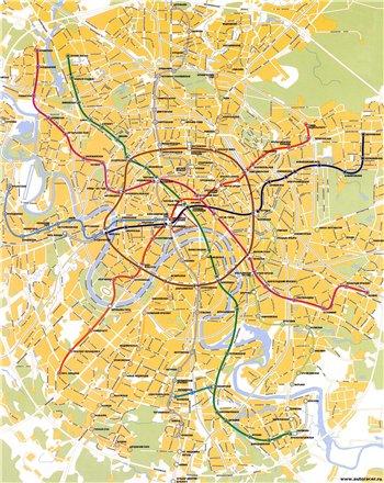Карта Харькова с названиями улиц и номерами домов Харькова.  Карта авто дорог города Харьков.