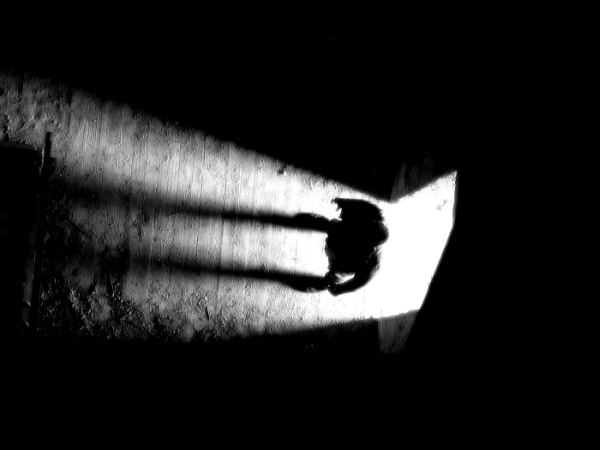 колпаками ловим тень