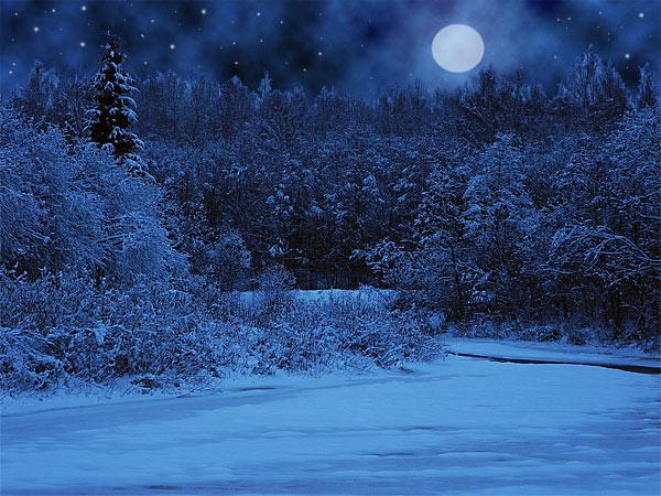 зимняя ночь пастернак слушать носков