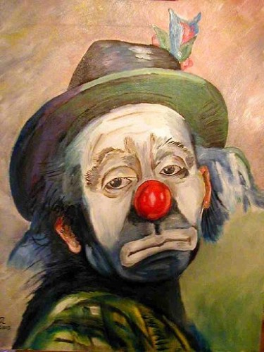 Emmett Kelly Jr the worlds most famous circus clown