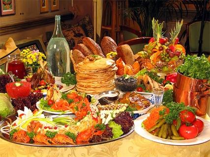 Что думают иностранцы о русской еде?