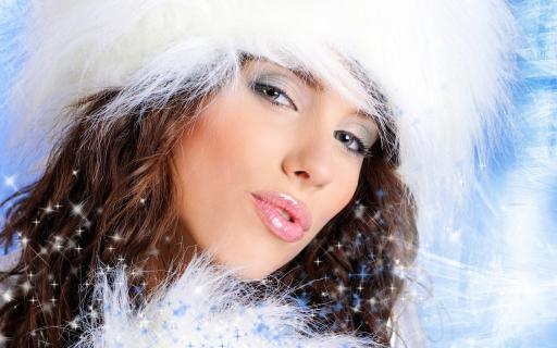 Новогодний макияж – достойно встретим Синюю Овцу!
