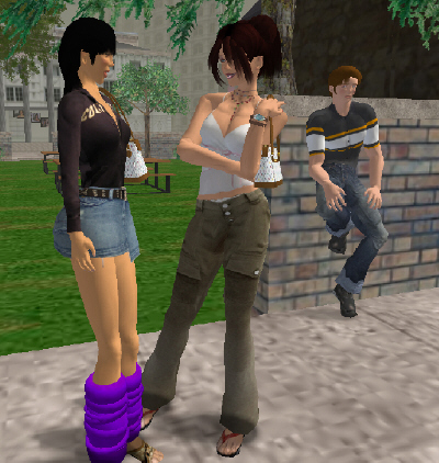 second life dissertation Posted by blue in all posts, education and program evaluation topics, grad school, learning, second life, thesis countdown one of my mentors in second life.