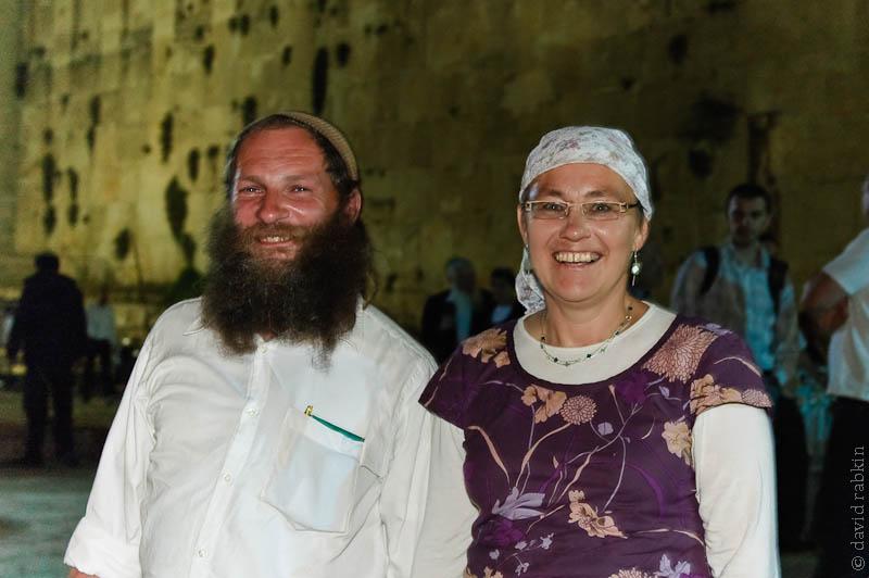 Талья и Ицхака Имас. Источник фото: http://kahane-hi.info/index.php?newsid=811
