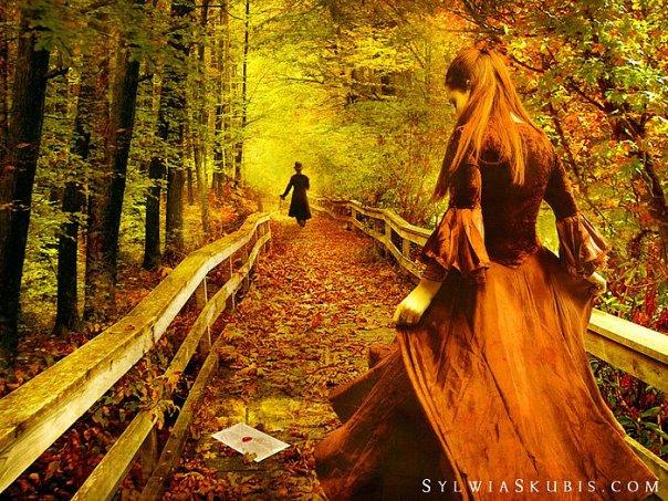 фото пришла осень