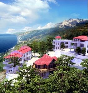 Предлагаем к продаже усадьбу в живописном уголке на южном берегу Крыма...