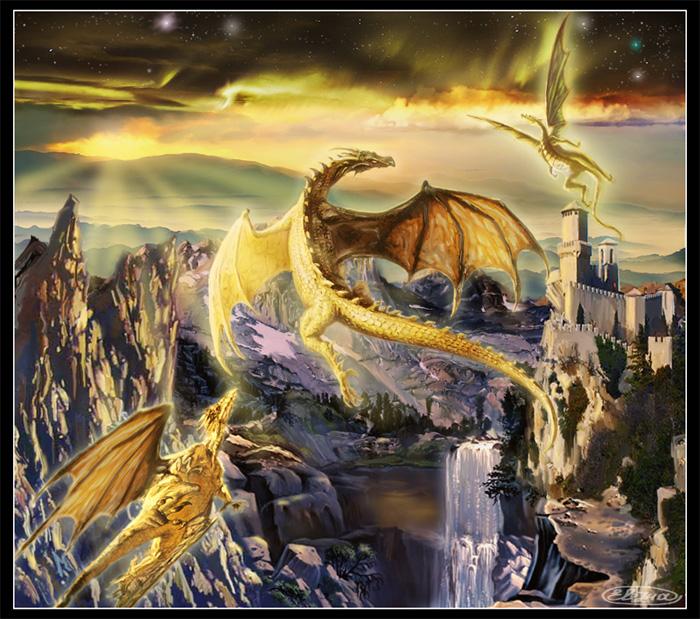 Страна драконов
