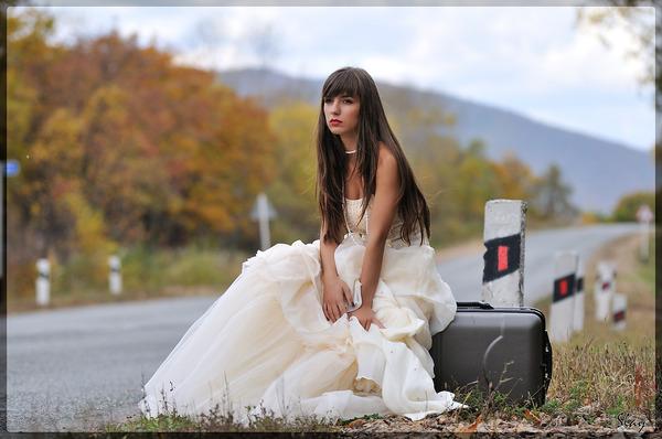 Сбежавшая невеста фото