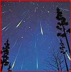 ЧЕЛЯБИНСК.  Над территорией Уральского федерального округа прошел метеоритный дождь, передают.  Вести.Ru.