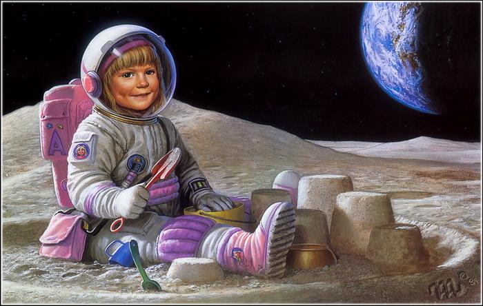 Картинки по запросу картинки день космонавта