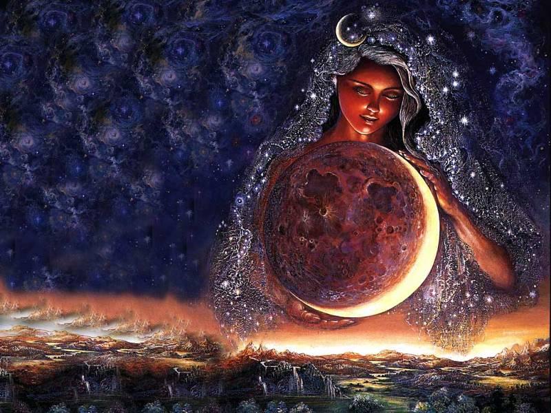 данный луна картинки красивые эзотерические учетом стоимости забора