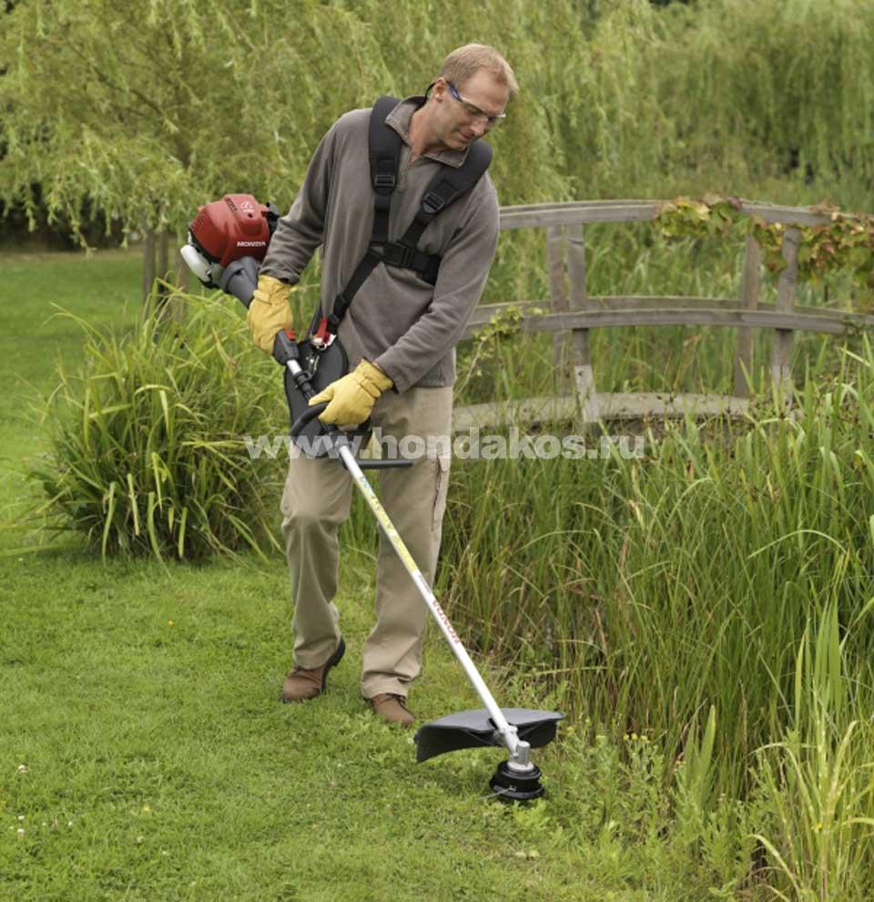 Как сделать райдер для покоса травы