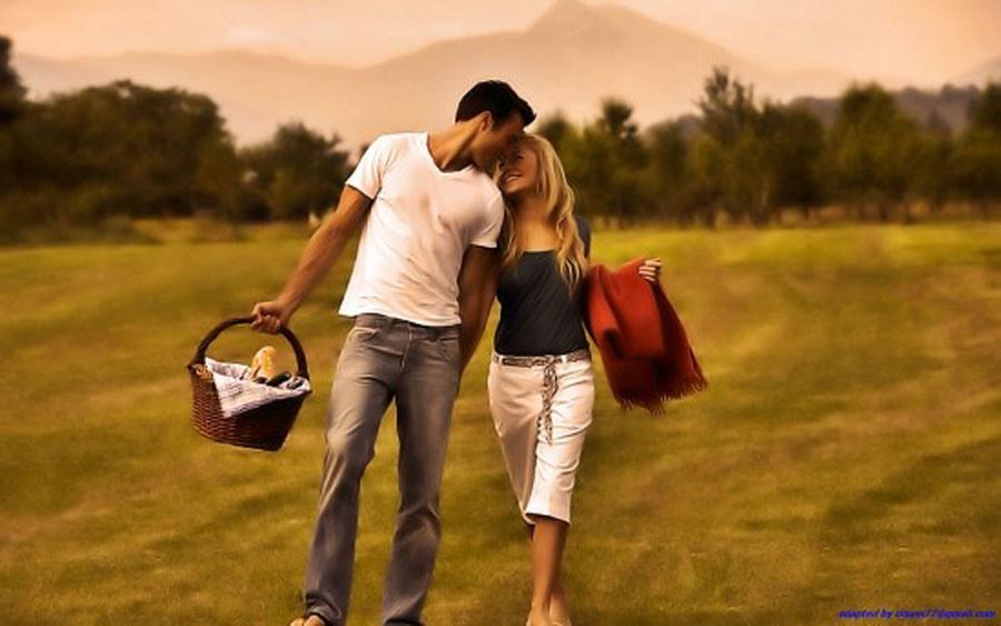 Романтичное свидание