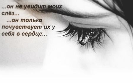 стихи я плачу по тебе