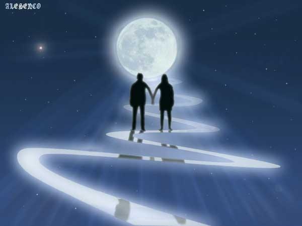 Лунный свет картинки