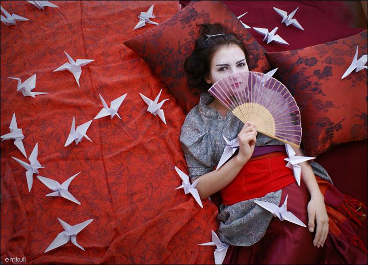 Оригами- молитва. яс (Тамара
