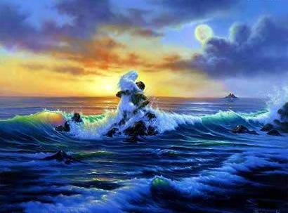 картинки море любовь море