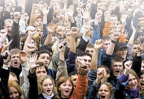 Роль молодежи в модернизации гражданского общества