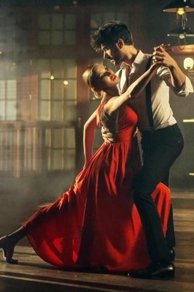 Танец танцуем танго