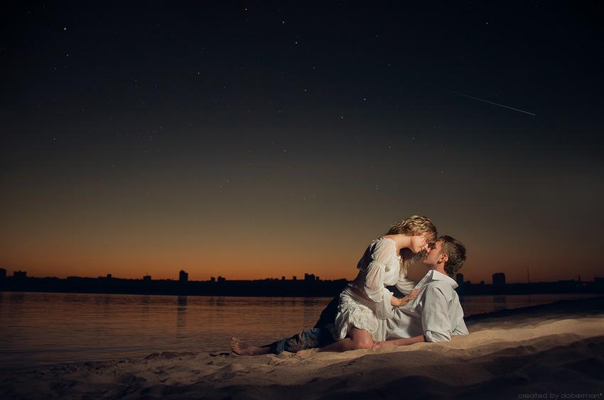 Красивые стихи для девушке на пляже