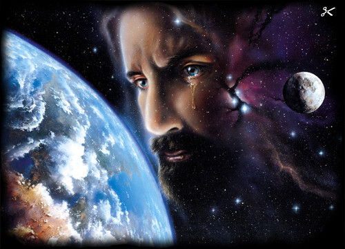 Послание бога жителям земли