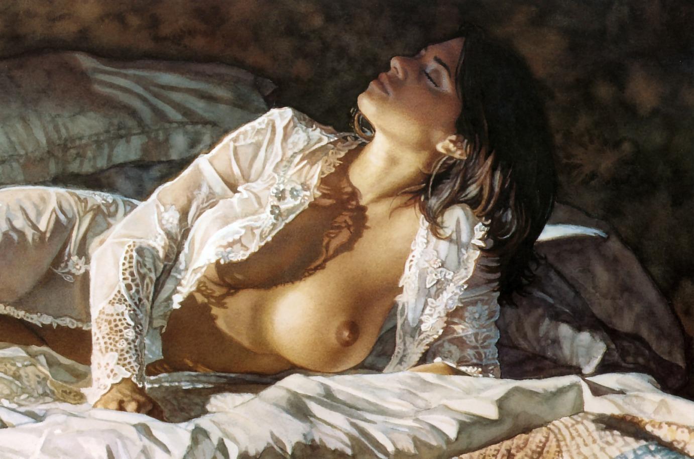 Эротика у художников 16 фотография
