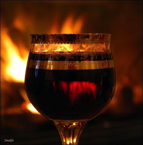 Стих выпитое вино