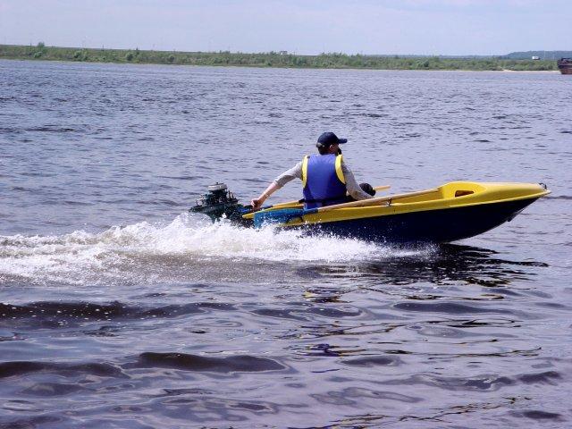права для лодки по судоходным рекам