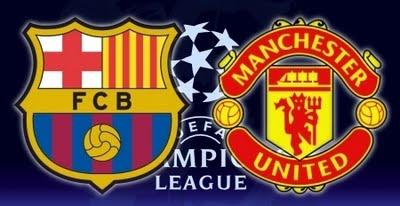 Барселона и манчестер юнайтед клуб футбольный клуб