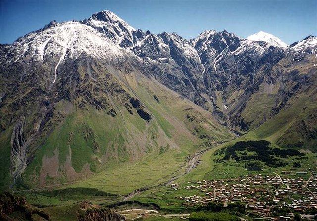 Древние греки считали пролив Босфор и Кавказские горы границей Европы.