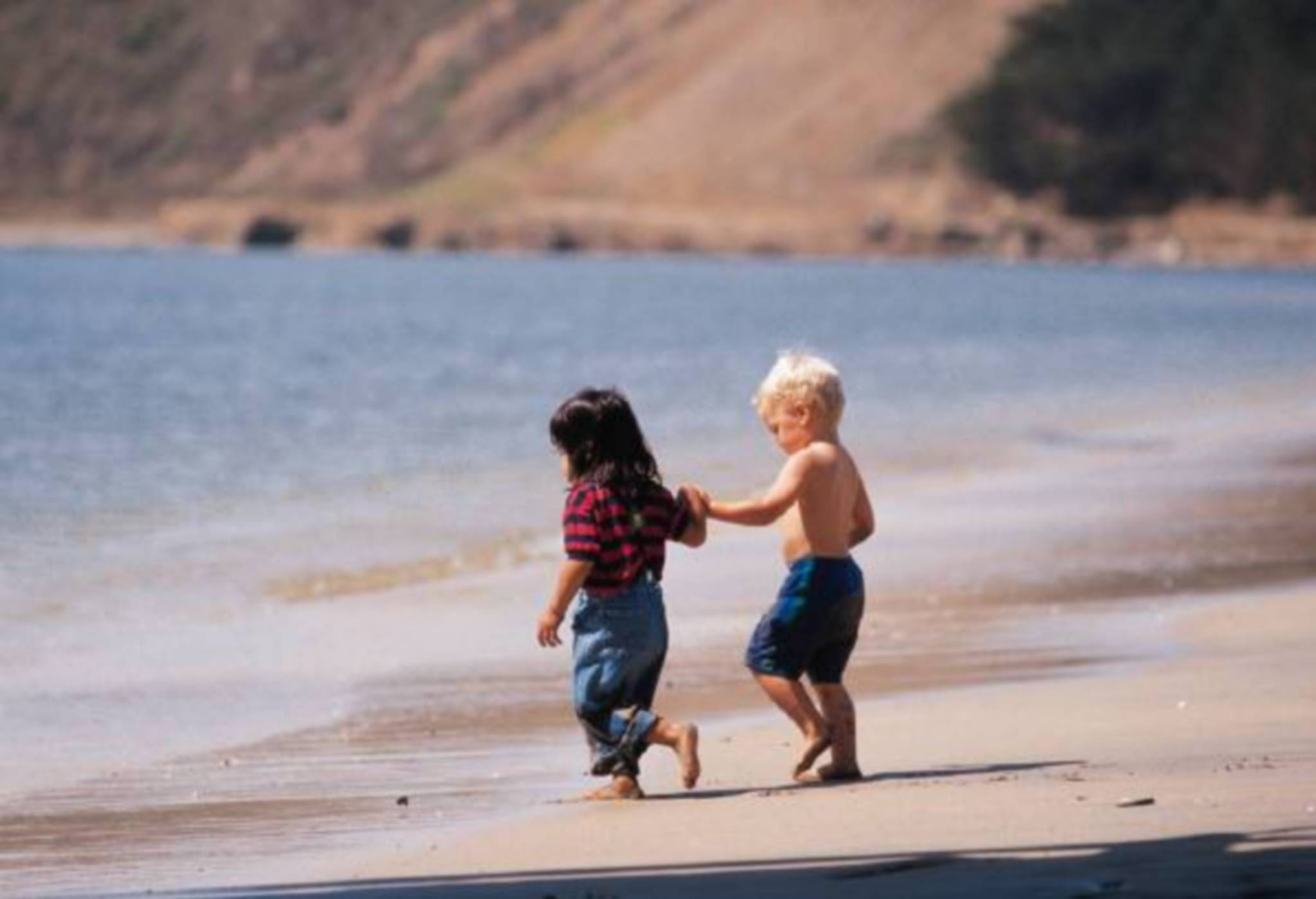 Парень и девушка на море: фото и картинки. - Depositphotos 73