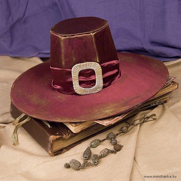 Как сшить шляпу волшебника