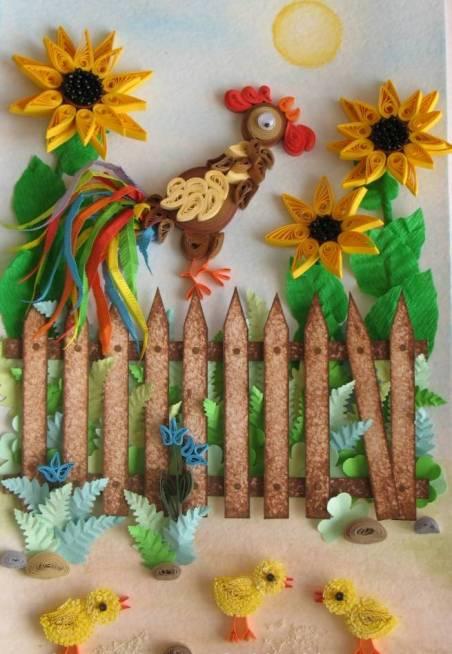 Схемы для квилинга. схемы цветов для квилинга - Happy New Year Уроки полимерная глина, Кулоны своими руками из бумаги