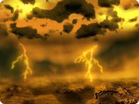 Кислотные дожди у ада (Алла