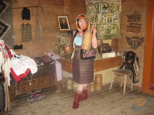 бабы в деревне