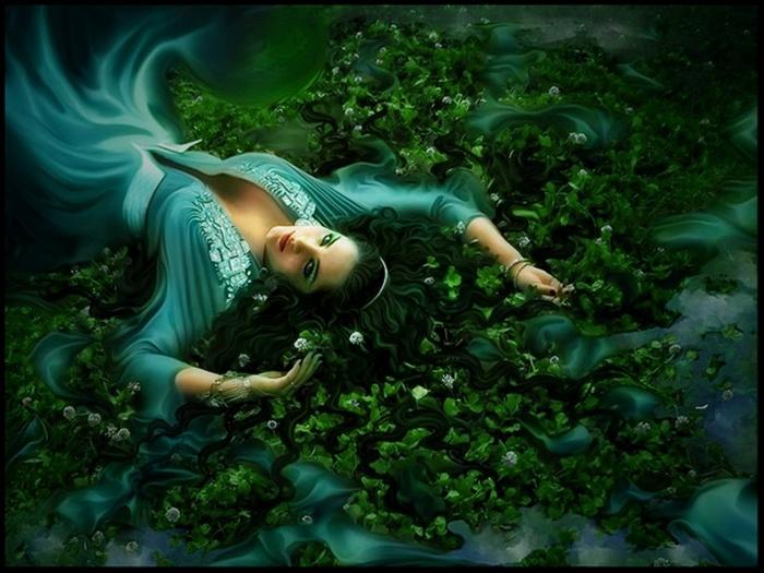 Сделать открытку, болотная фея гифы