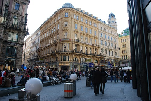 суета городская фото