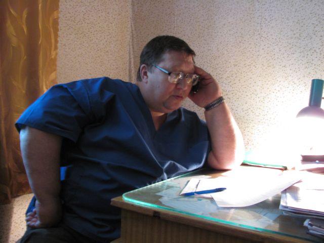 Доктор В.С. Нуждов