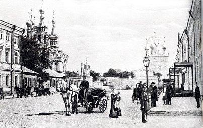 Извозчики Москвы старой Москвы - лихачи и ваньки!