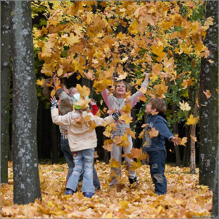Осень милла весенняя стихи ру