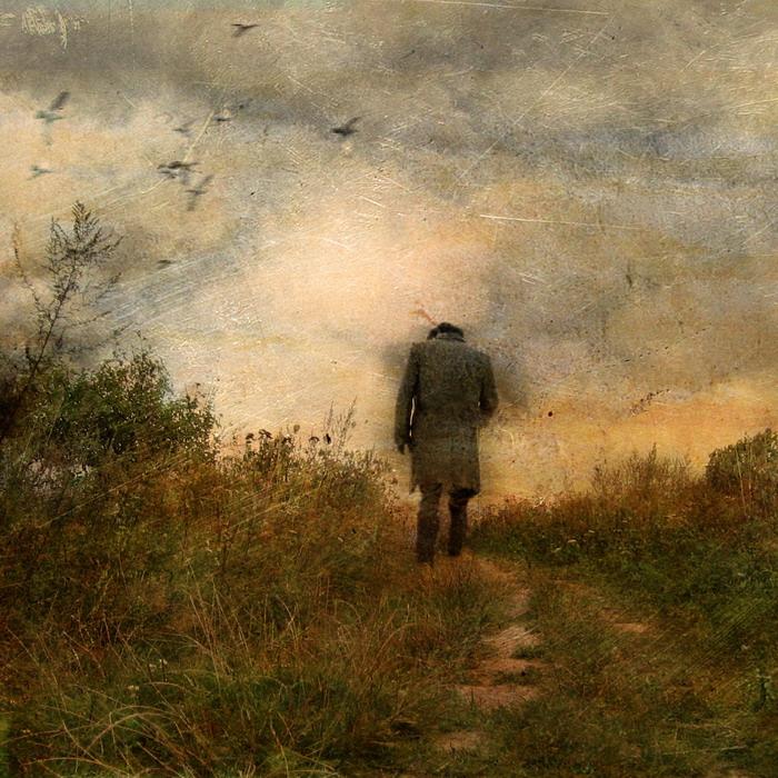 картинка человека уходящего в даль
