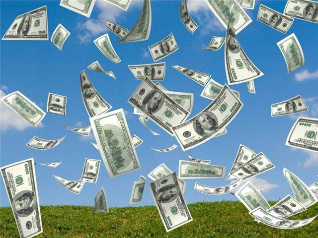 Картинки по запросу фото деньги на ветер