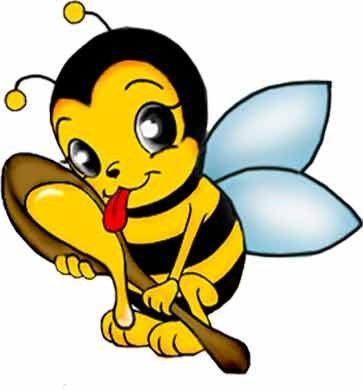 Пчёлки...