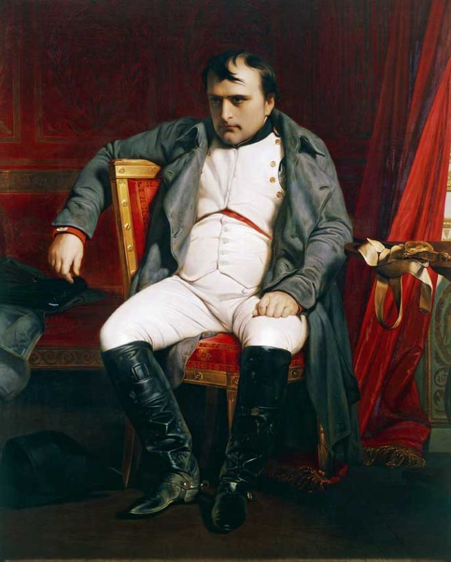 an analysis of why napoleon bonaparte could be the greatest military mind in france