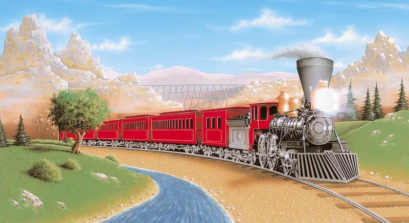 Поздравлением, открытки с железнодорожной тематикой